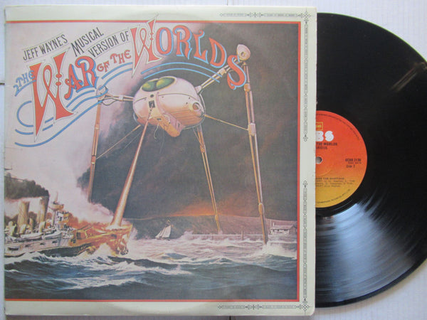 Jeff Wayne | The  War Of The Worlds ( RSA VG+ )
