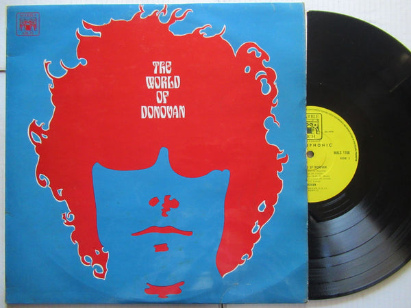 Donovan | The World Of Donovan ( UK VG )