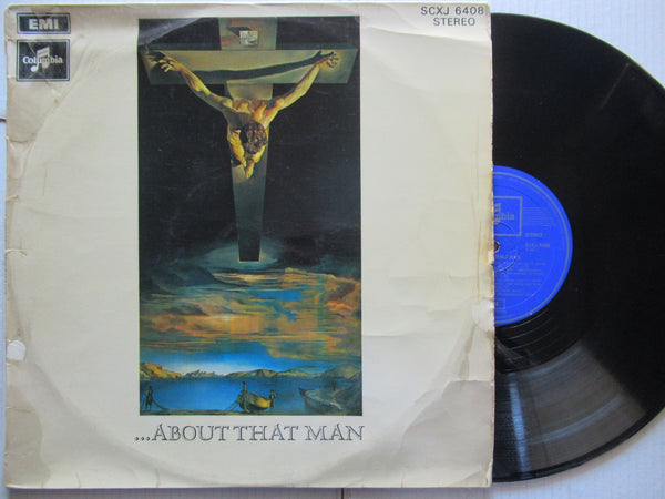 Cliff Richard | About That Man ( RSA VG- )