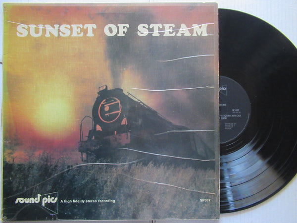 Sunset Steam | Steam Locomotives Of The South African Rail Ways At Work ( RSA VG- )