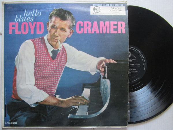 Floyd Cramer | Hello Blues Floyd ( USA VG- )