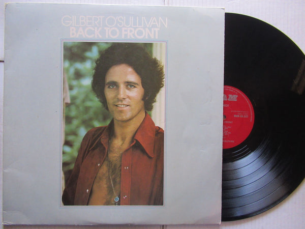Gilbert O'Sullivan | Back To Front ( UK VG )