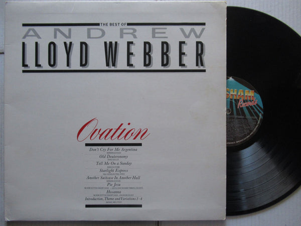 Andrew LLoyd Webber | Ovation (The Best Of ) ( RSA VG )