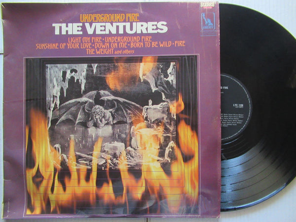The Ventures | Underground Fire ( RSA VG )