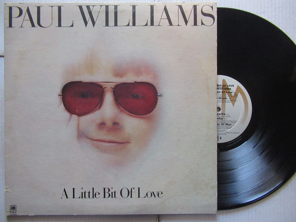 Paul Williams | A Little Bit Of Love ( USA VG+ )