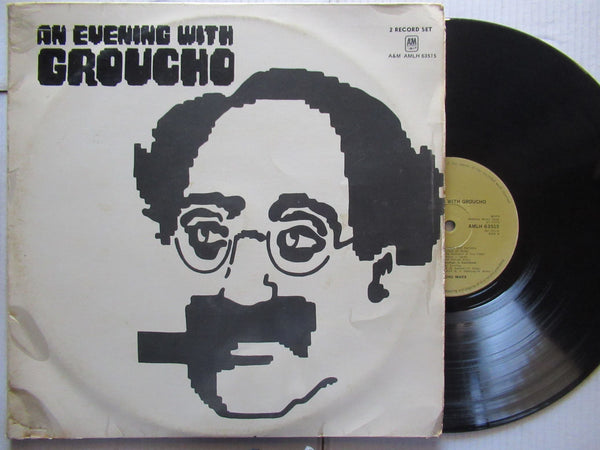Groucho Marx | An Evening With Groucho ( RSA VG )