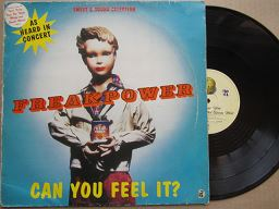 Freak power | Can You Feel It ( USA VG- )