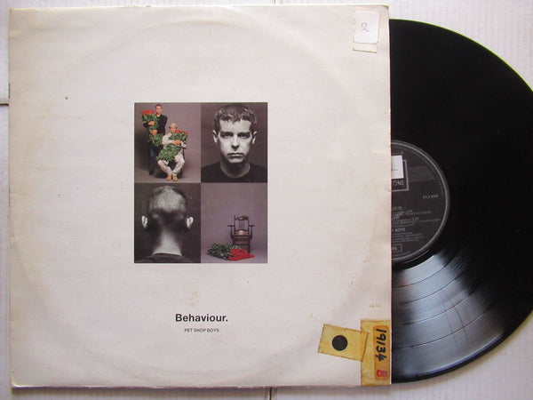Pet Shop Boys | Behaviour ( RSA VG )