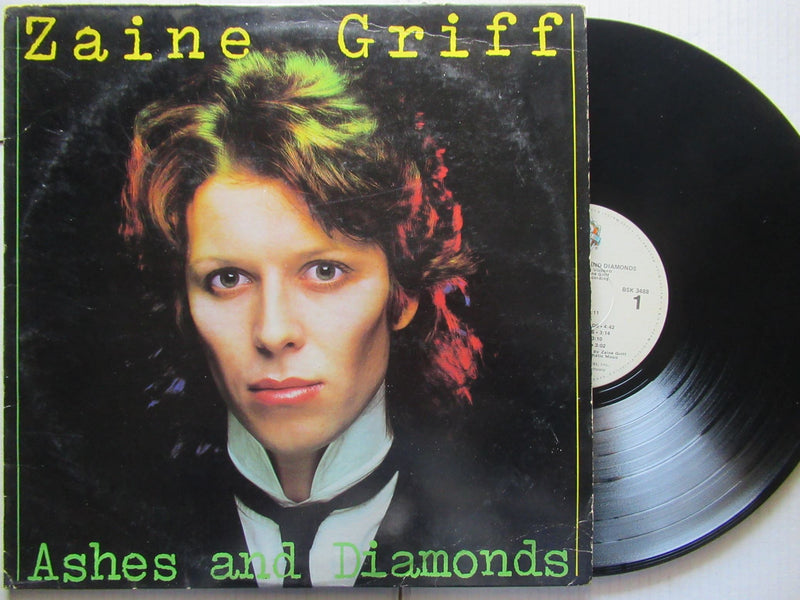 Zaine Griff | Ashes And Diamonds ( USA VG)