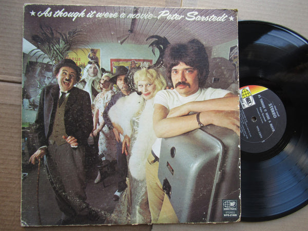 Peter Sarstedt | As Though It Were A Movie (USA VG)