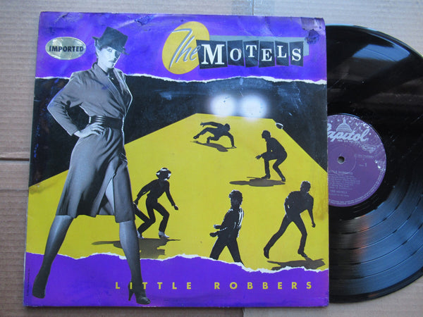 The Motels | Little Robbers (Germany VG)