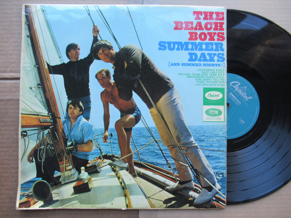 The Beach Boys | Summer Days (RSA VG)