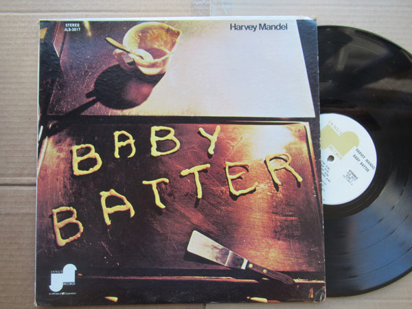 Harvey Mandel | Baby Batter (USA VG+)