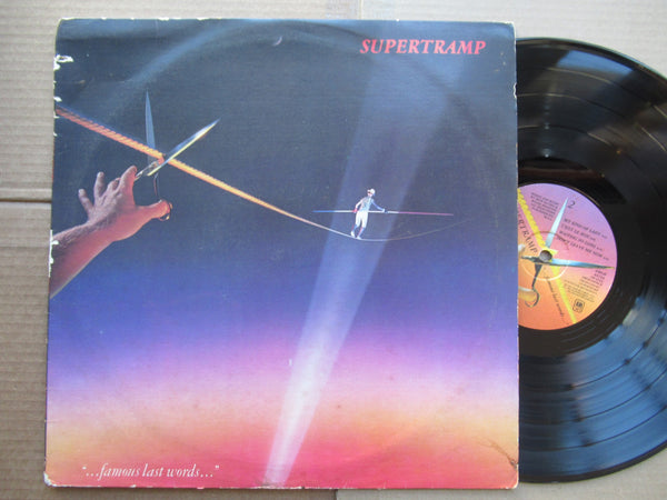 Supertramp | Famous Last Words (RSA VG+)