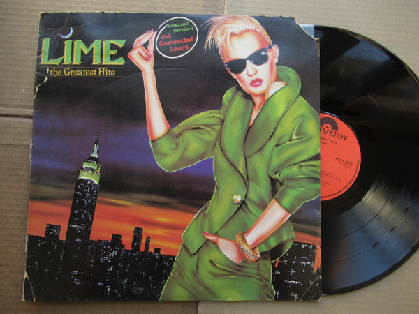 Lime | The Greatest Hits (RSA VG)