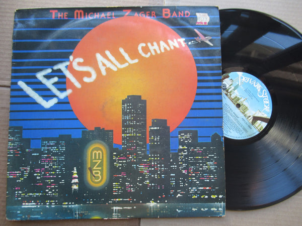 The Michael Zager Band | Let's All Chant (RSA VG)