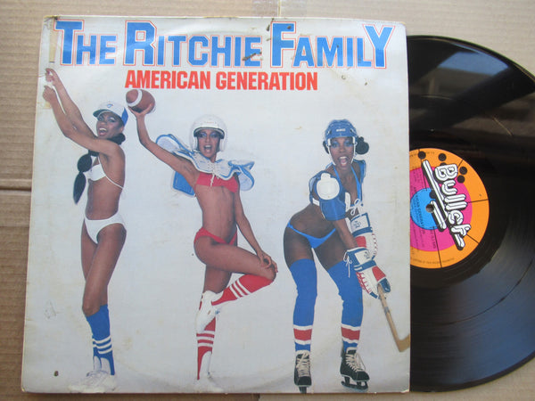 The Ritchie Family | American Generation (RSA VG)