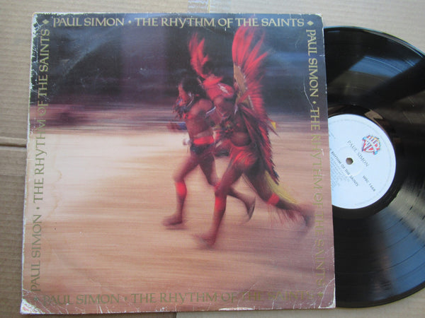 Paul Simon | The Rhythm Of The Saints (RSA VG+)