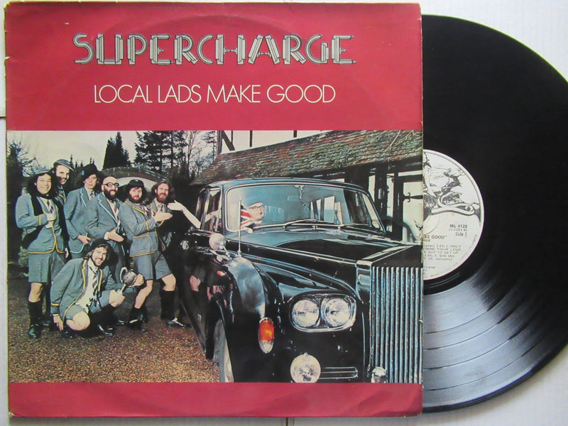 Supercharge | Local Lads Make Good ( RSA VG )