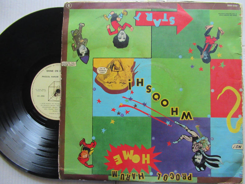 Procol Harum | Shine On Brightly / Home ( RSA VG )