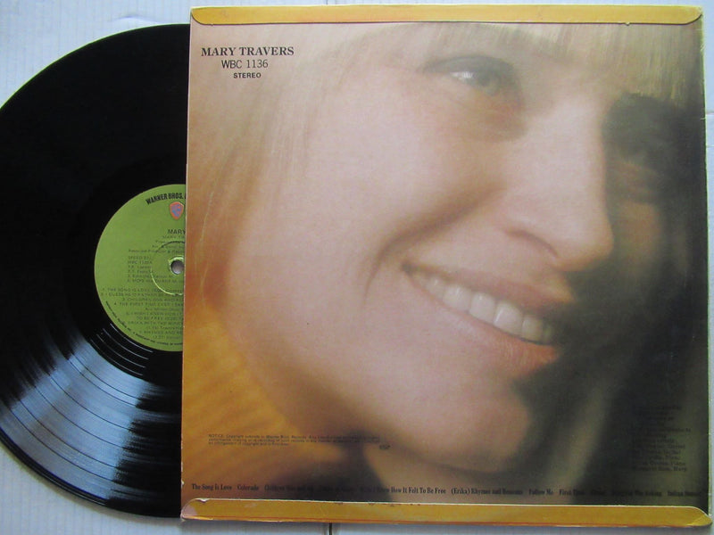 Mary Travers | Mary ( RSA VG+ )
