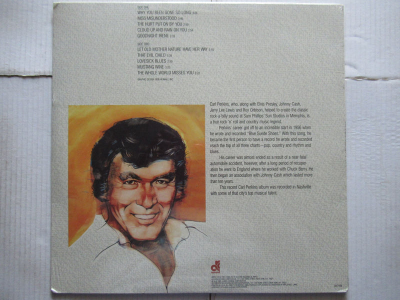 Carl Perkins | Presenting Carl Perkins ( USA Sealed )