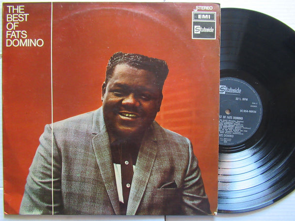 Fats Domino | The Best Of Fats Domino | Germany - VG