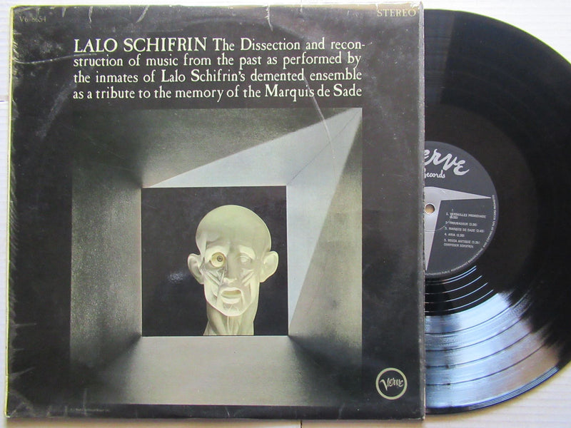 Lalo Schifrin | The Dissection ( RSA VG )