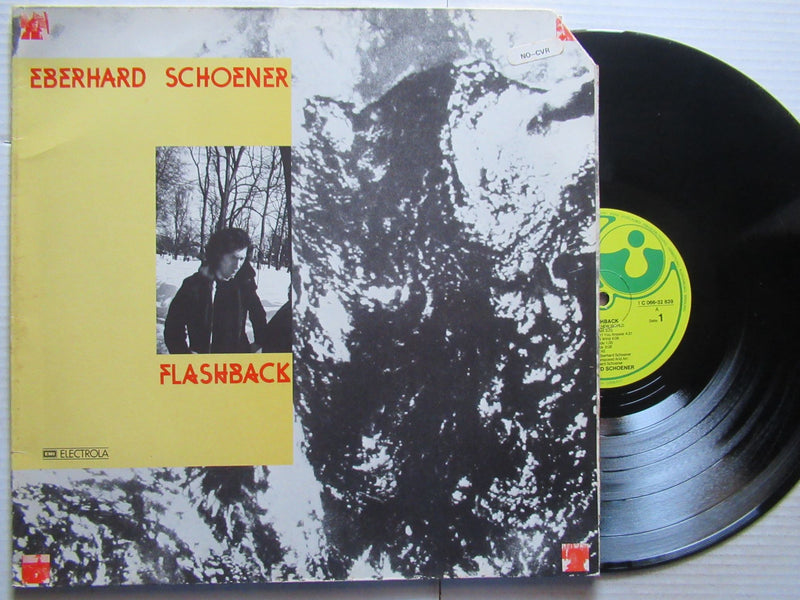 Eberhard Schoener | Flashback ( Germany VG+ )