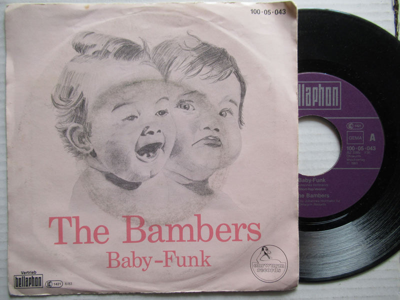 "The Bambers | Baby Funk | 7"" (Germany VG)"