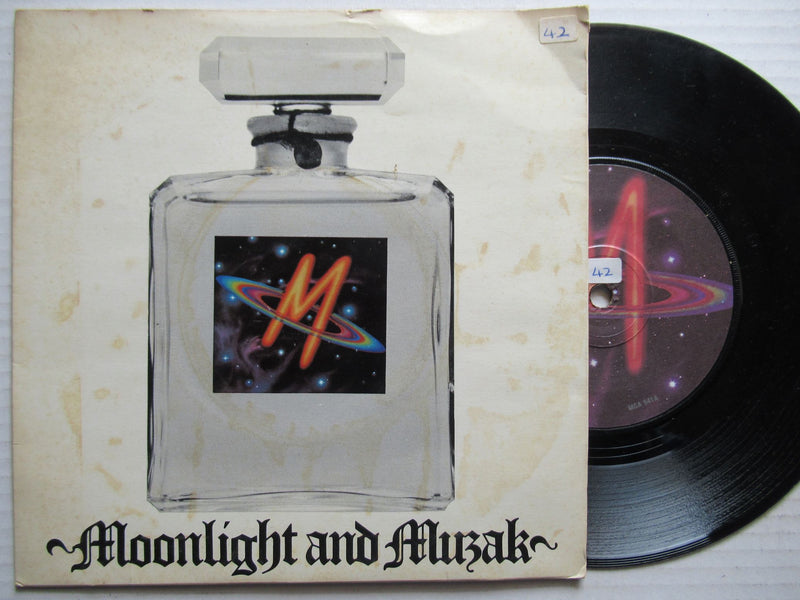 M | Moonlight And Muzak  | 7| (UK VG)