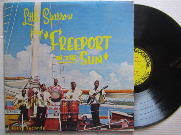 Little Sparrow | Freeport In The Sun (  Bahamas VG )