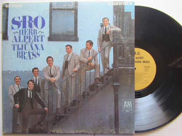 Herb Alpert & The Tijuana Brass | S.R.O  ( USA VG+ )