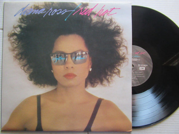 Diana Ross | Red Hot Rhythm & Blues ( RSA VG )