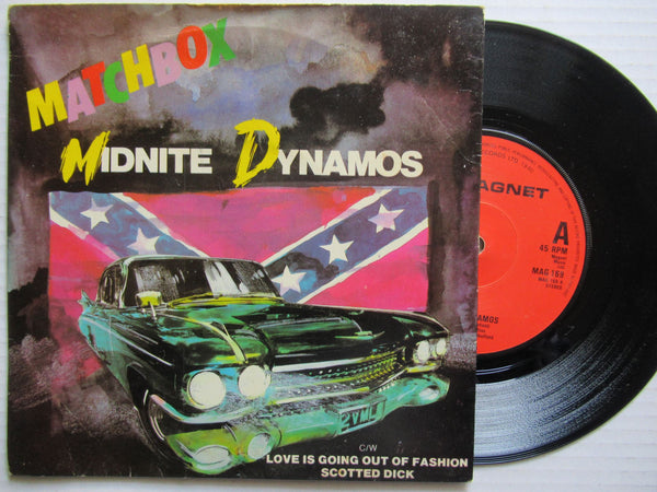"Matchbox | Midnite Dynamos 7"" Uk VG+"