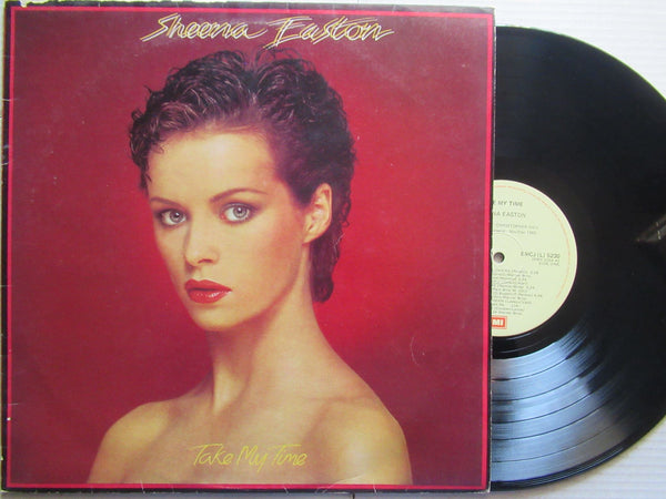Sheena Easton | Take My Time ( RSA VG+ )