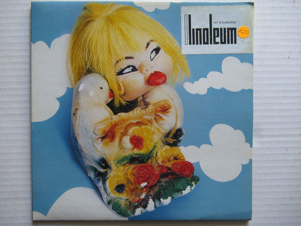 "Linoleum | On A Tuesday 7"" UK VG+"