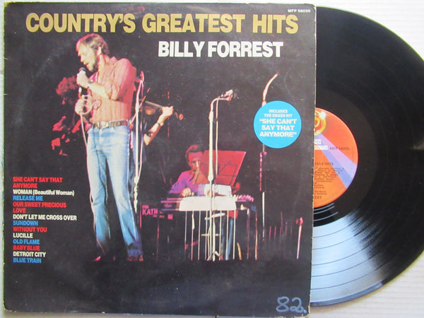 Billy Forrest | Country's Greatest Hits ( RSA VG )