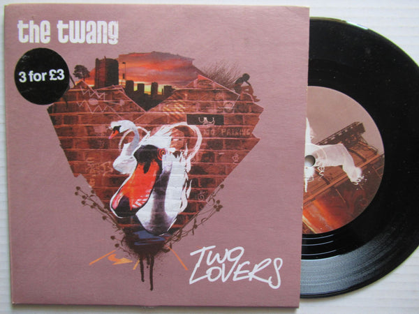 "The Twang | Two Lovers 7"" UK VG+"