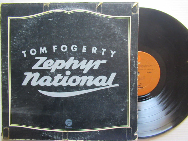 Tom Fogerty | Zephyr National ( RSA VG+ )