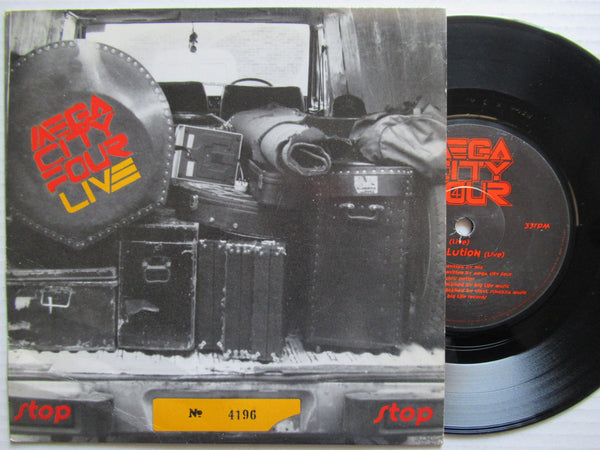 "Mega City Four | Stop Stop 7"" UK VG+"