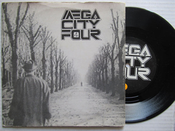 "Mega City Four | Clear Blue Sky 7"" UK VG+"