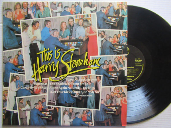 Harry Stoneham | This Is Harry Stoneham | ( UK VG+ )