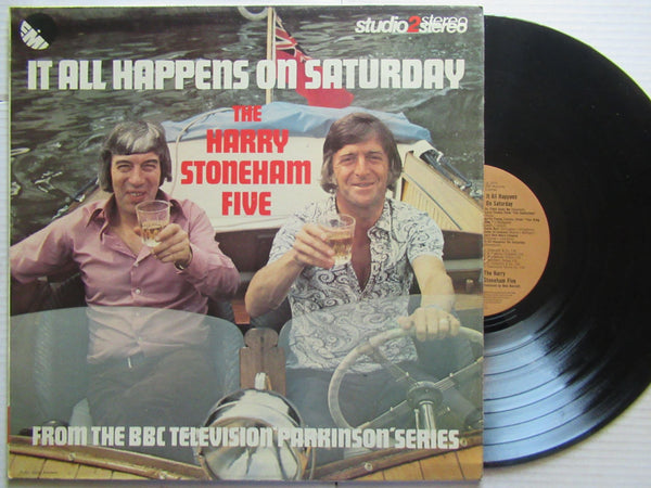The Harry Stoneham | It All Happens On Saturday ( Britain VG+ )