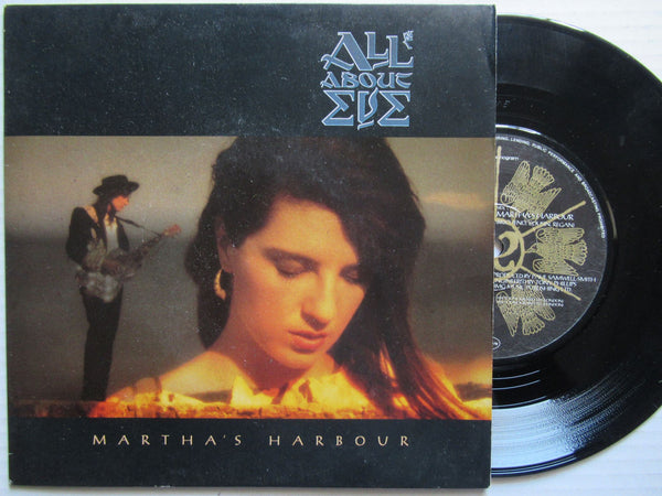 "All About Eve | Martha's Harbour | 7"" UK VG+"