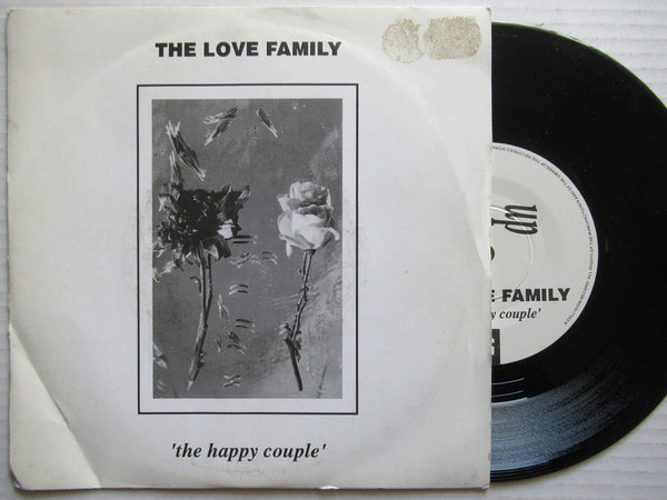 "The Love Family | The Happy Couple | 7"" UK VG"