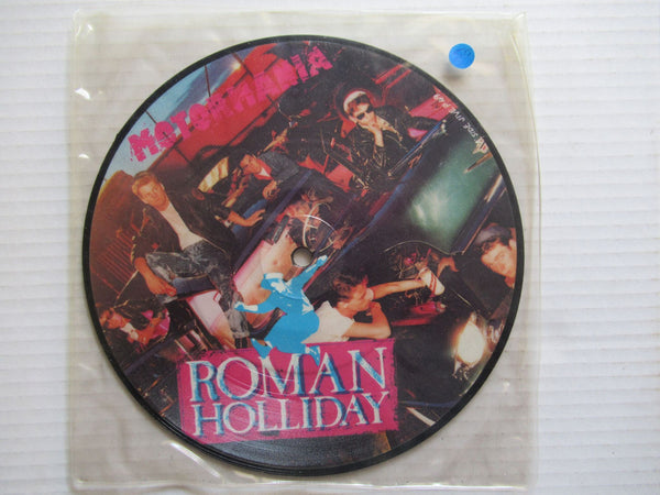 "Roman | Holliday 7"" Uk Picture Disc"