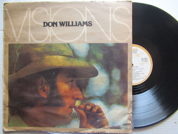 Don Williams | Visions ( Zim VG+ )