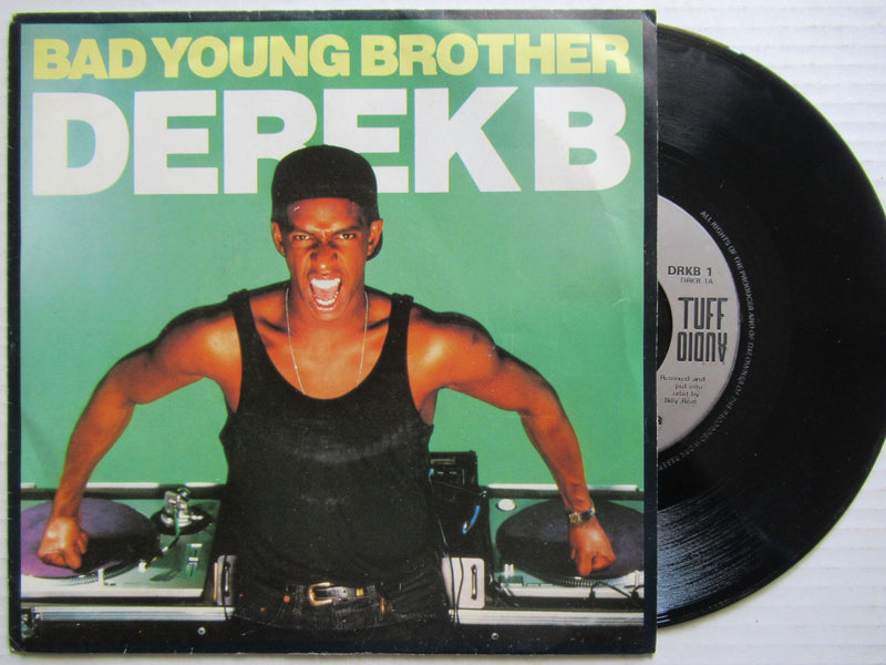 "Derek B | Bad Young Brothers 7"" UK VG"