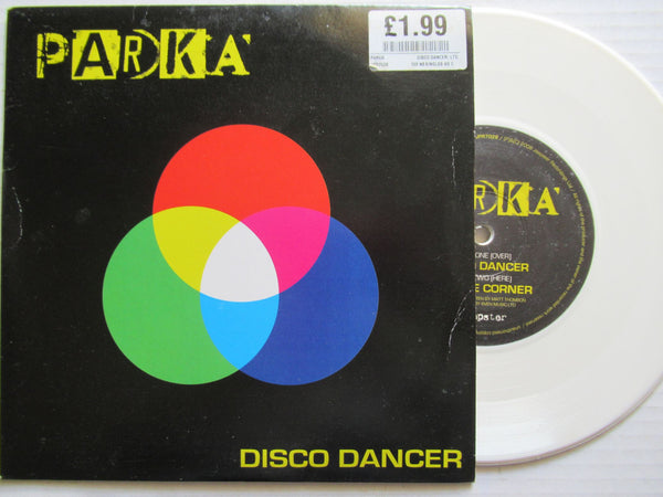 "Parka | Disco Dancer 7"" UK VG+ White"